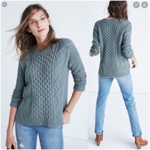 💥PRICE DROP💥 Classic Cable Pullover Sweater